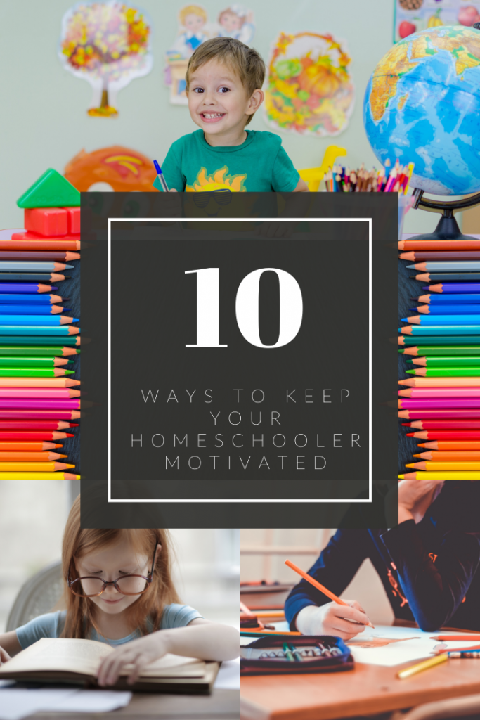 Keep your homeschooler motivated